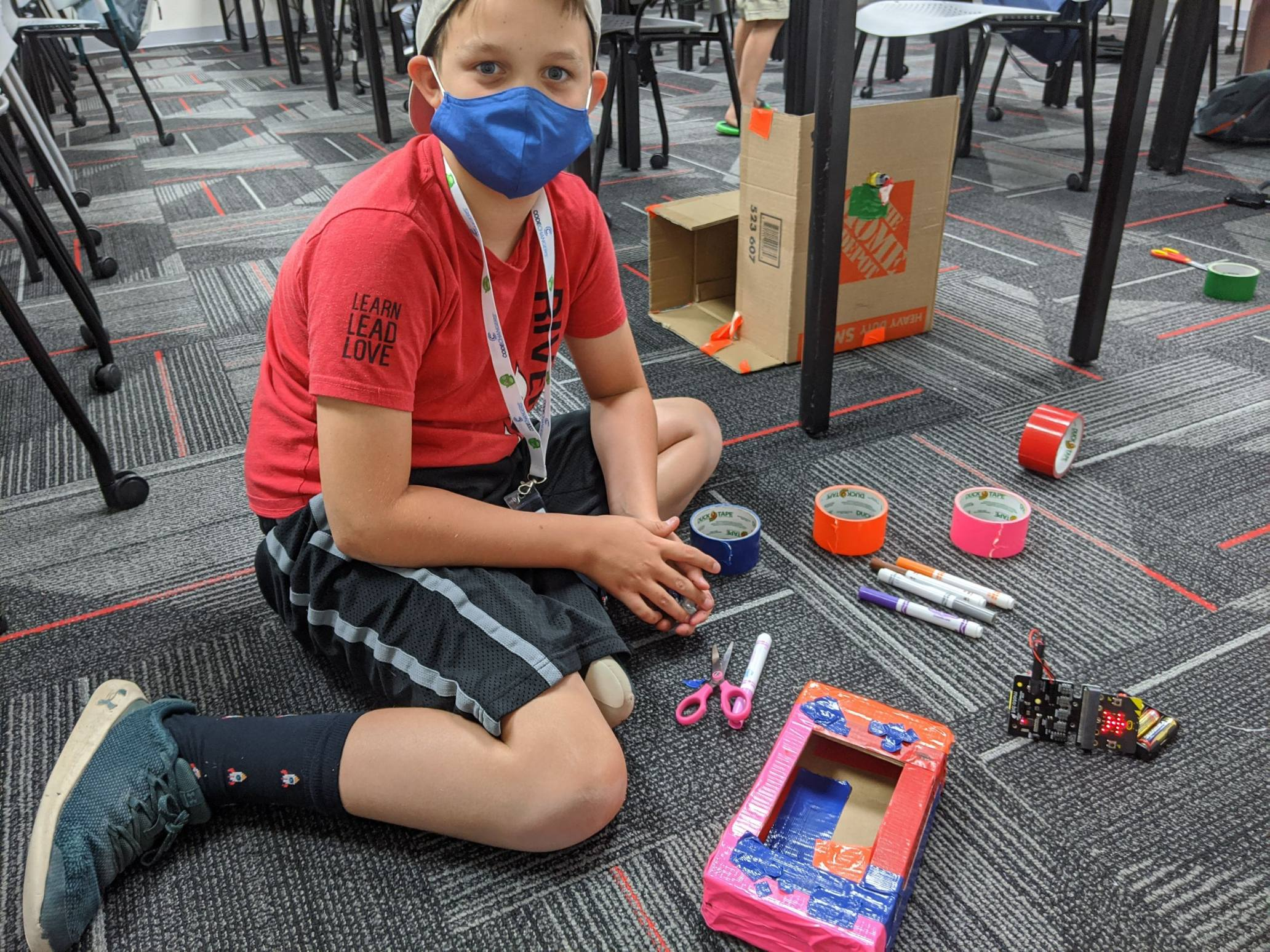 CodeChangers STEM Blog post